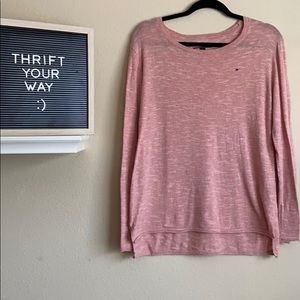 Tommy Hilfiger thin sweater/ long sleeve tee